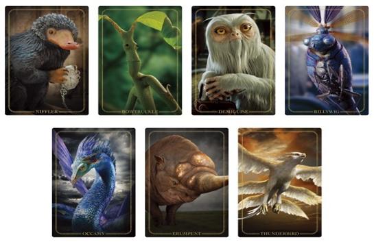 魔法動物カード