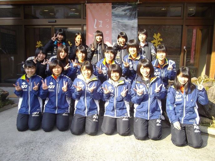 仙台南高校ハンドボール部