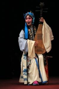 『貨郎旦 女段』 前田尚香 2013北京