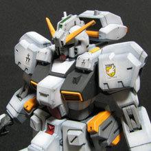 HGUC ガンダム TR-1 ヘイズル改