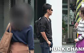 HUNK CHANNEL動画
