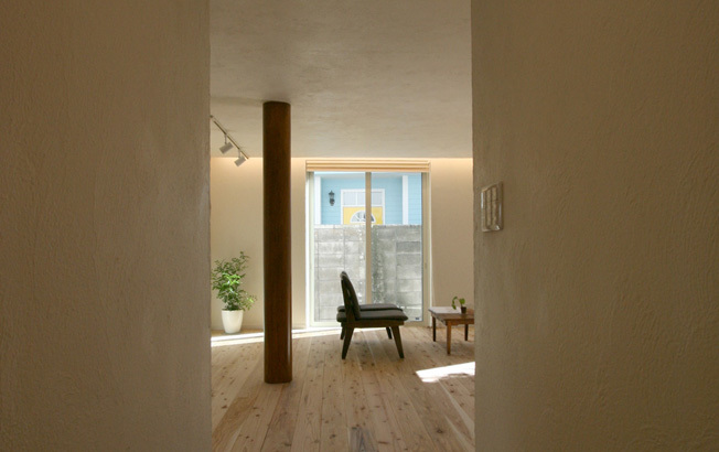 施工事例 幻の漆喰で伸びやかな暮らしを叶える家。 in 高崎