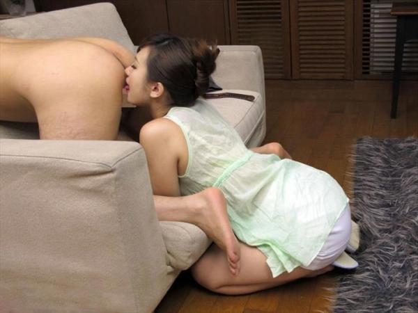 アナル舐めのエロ画像-16