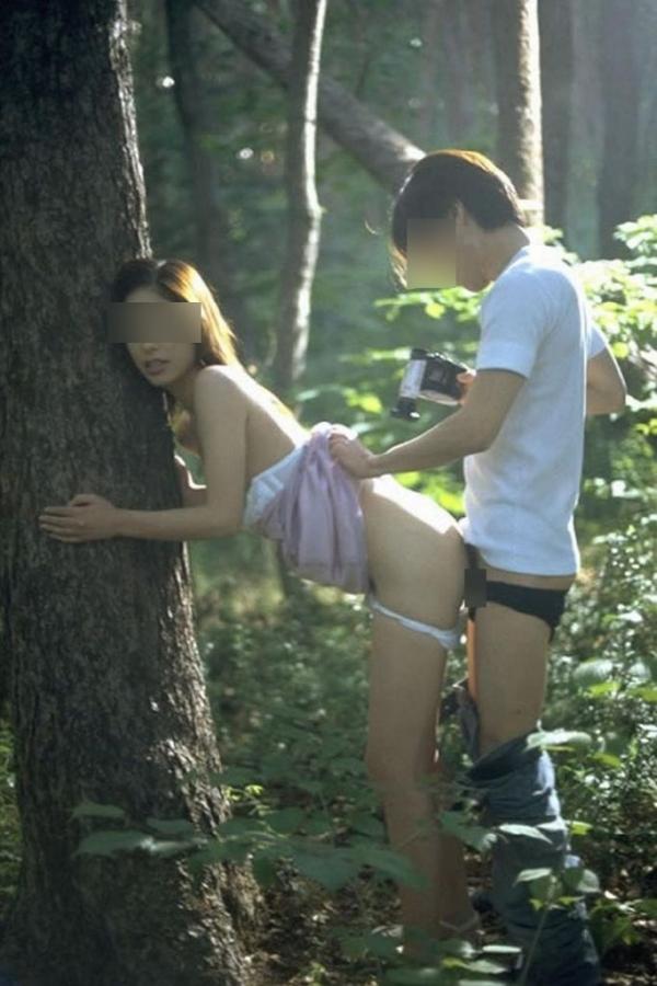 青姦の画像-18