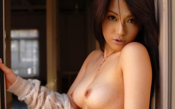 美乳のエロ画像-36