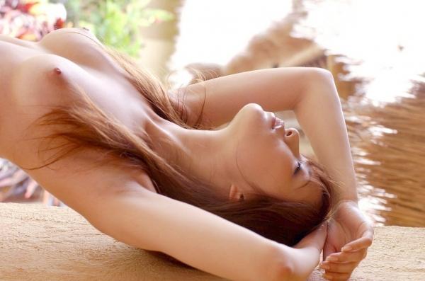 美乳のエロ画像-42