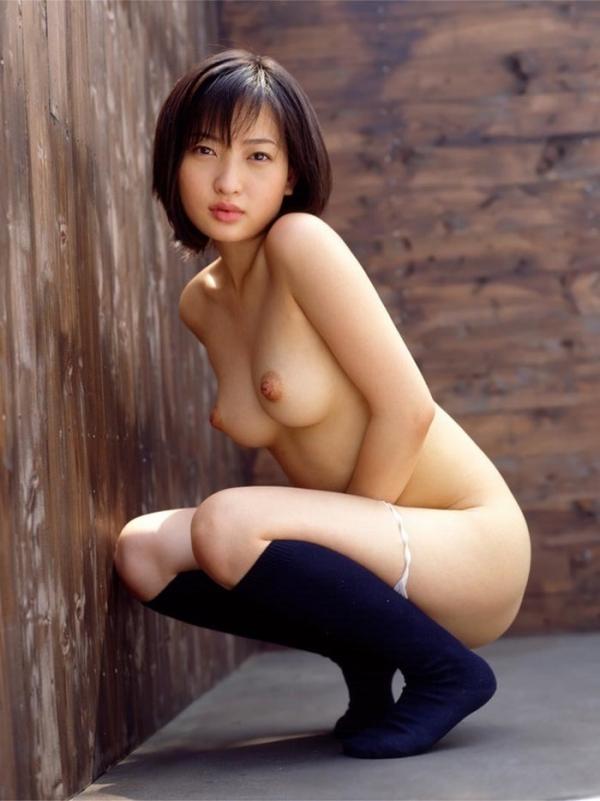 美乳のエロ画像-60