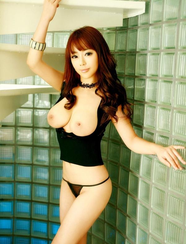 韓国美女の巨乳画像-31
