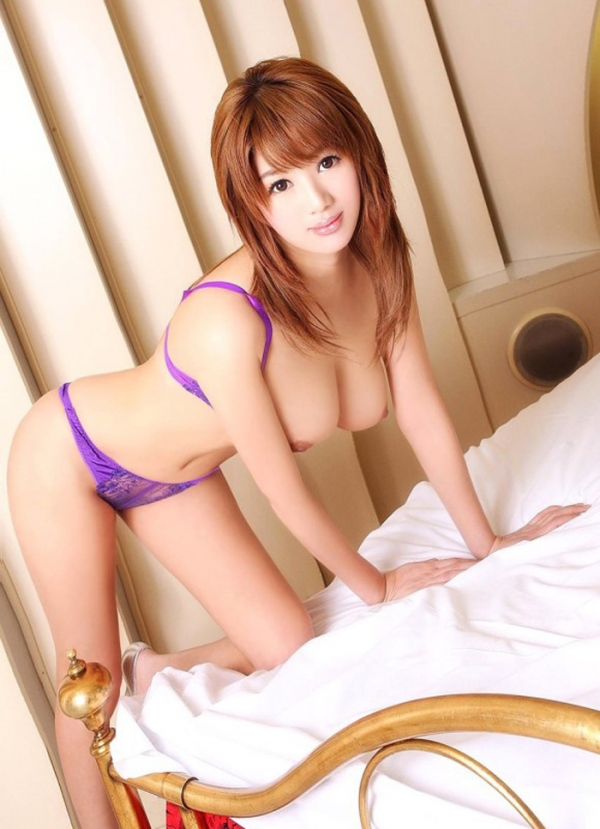 韓国美女の巨乳画像-41