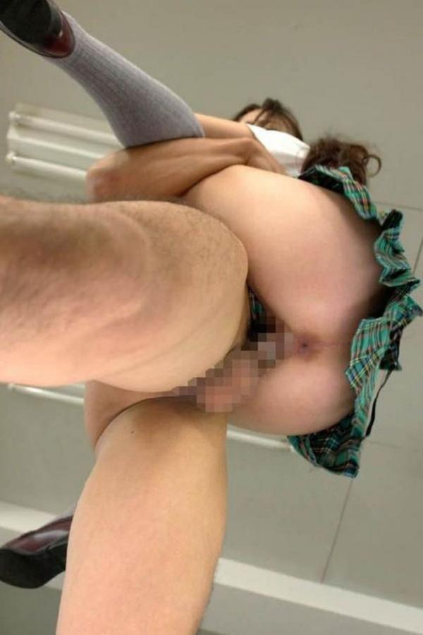駅弁セックスのエロ画像-17