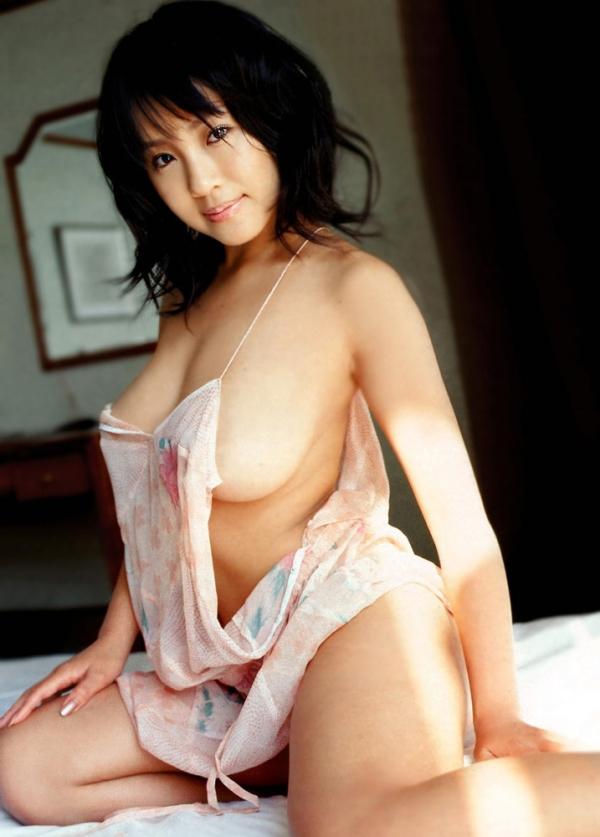 彼女のエプロン裸の画像-20