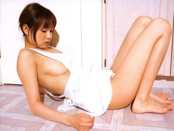 彼女のエプロン裸の画像-54