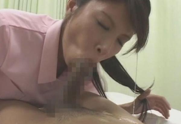歯科助手のフェラチオ画像-12