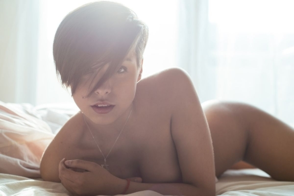 外国人女性のヌード画像-58