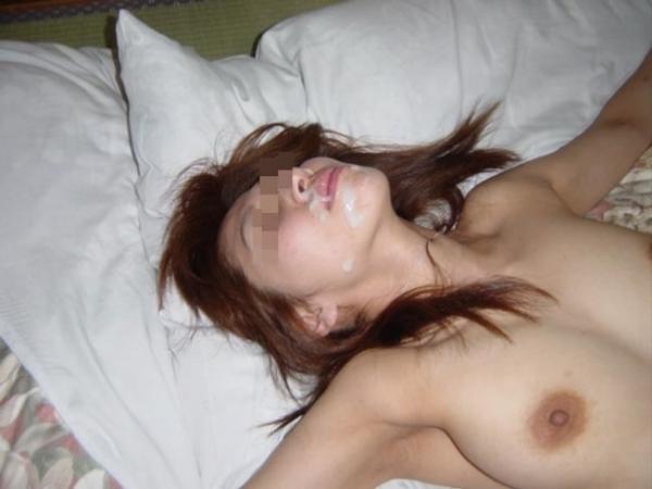 顔面シャワーのリアル画像-31