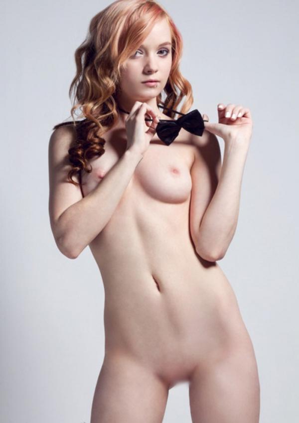 彼女のネクタイ裸画像-24