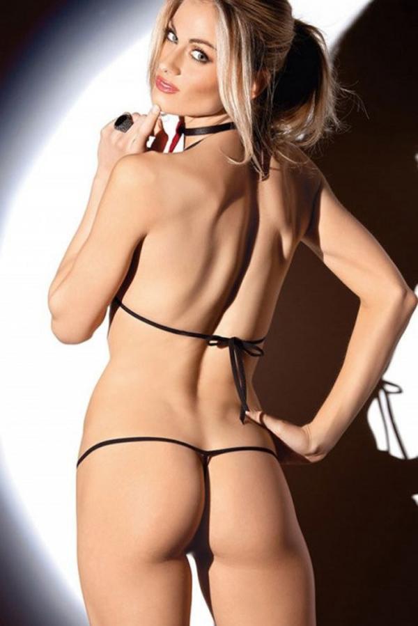 彼女のネクタイ裸画像-26
