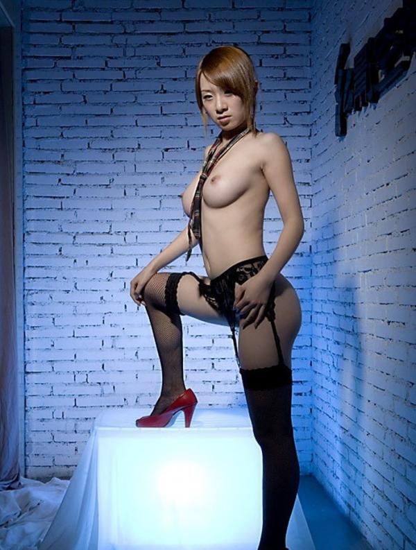 彼女のネクタイ裸画像-71