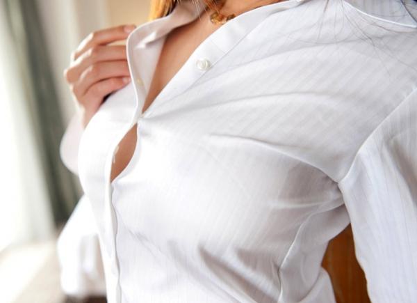 裸シャツの彼女画像-50