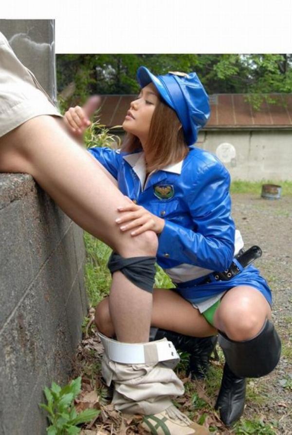 婦人警官のエロ画像-34
