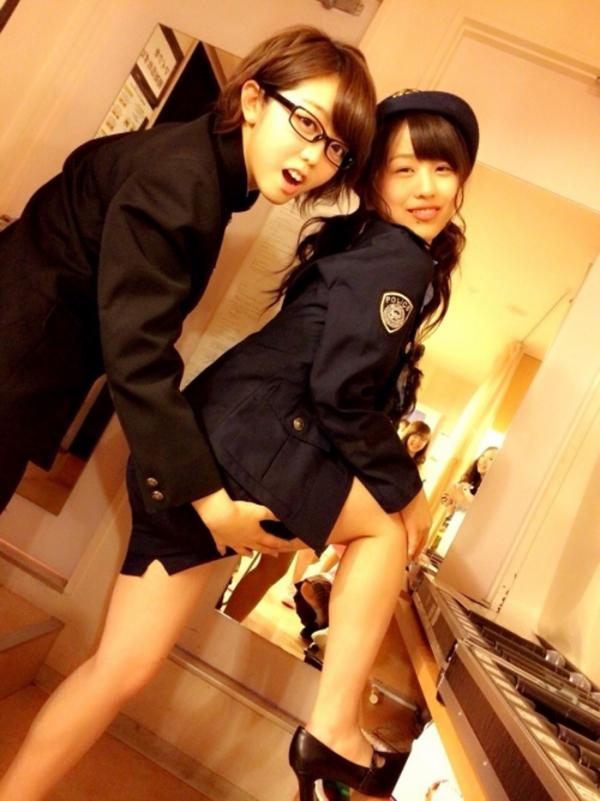 婦人警官のエロ画像-35