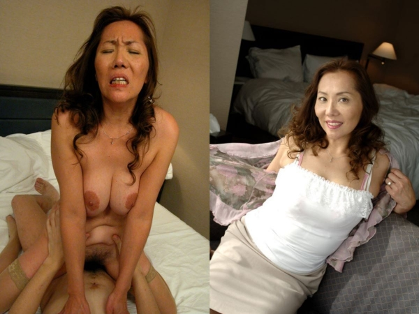 人妻の不倫セックス画像-25