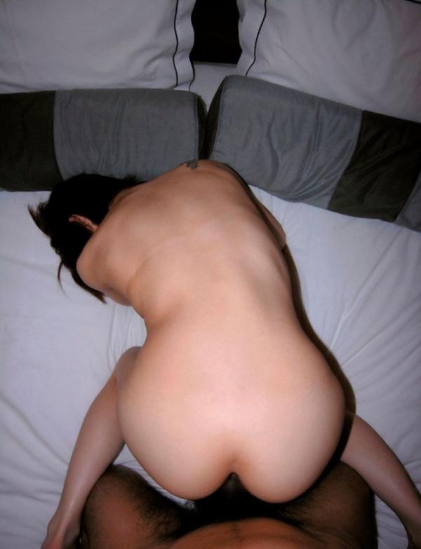 子持ち人妻のハメ撮り画像-50