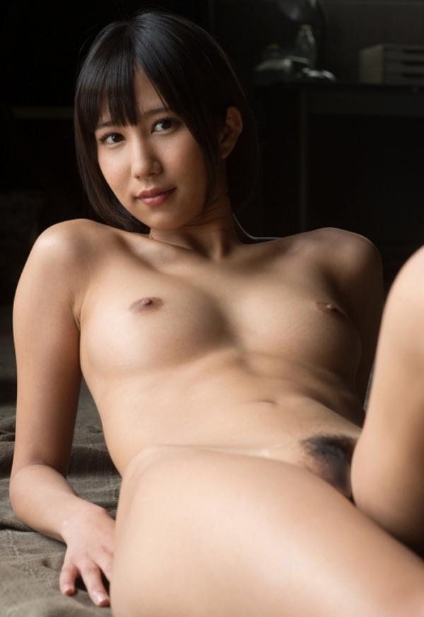 腹筋女子のヌード画像-6