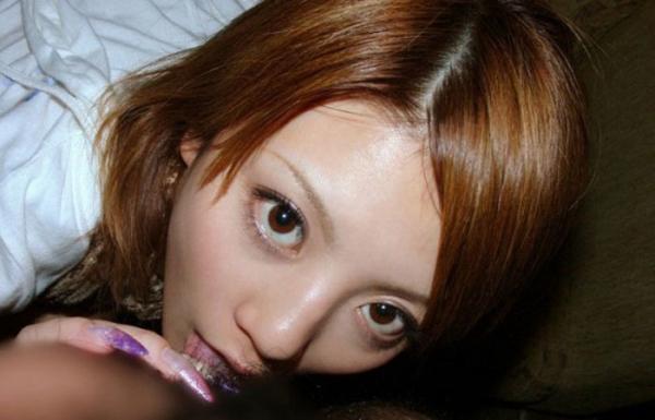 女子大生のフェラチオ画像-8