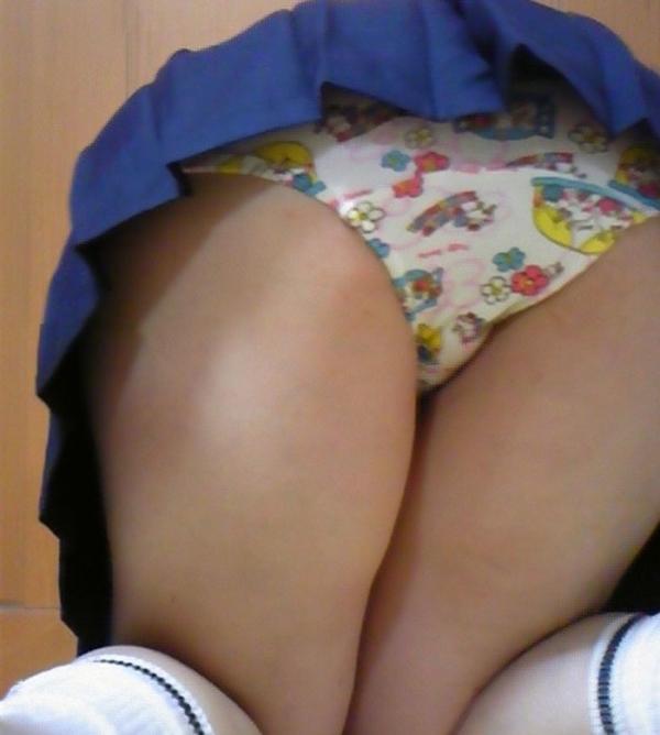 女子大生の勝負パンツ画像-28