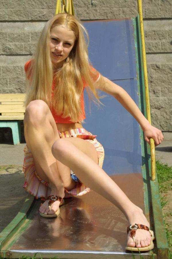 女生徒のパンチラ画像-40
