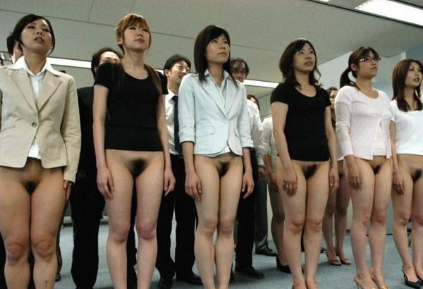 女子社員のおまんこ画像-50