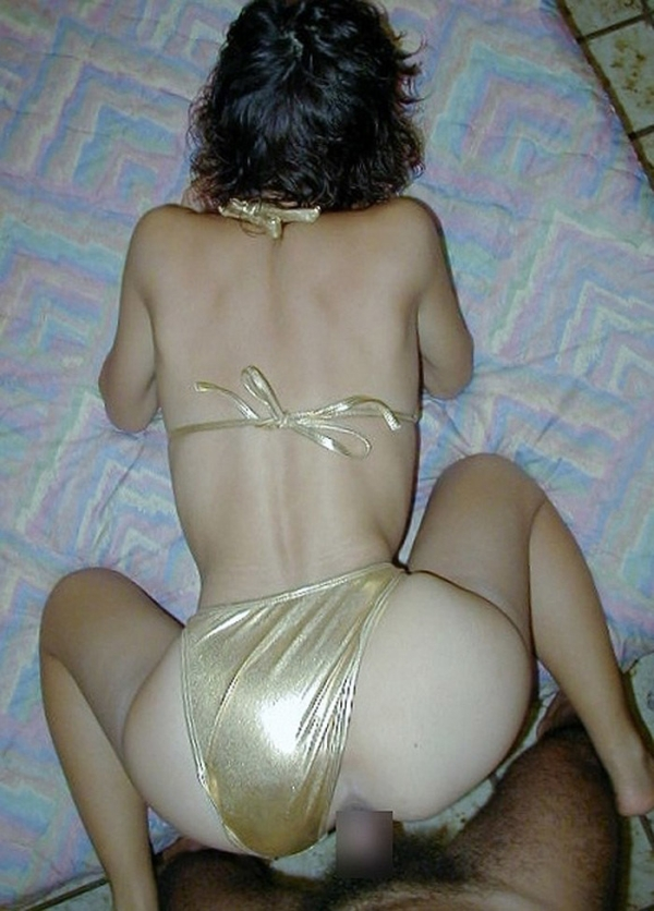 熟女の後背位画像-1