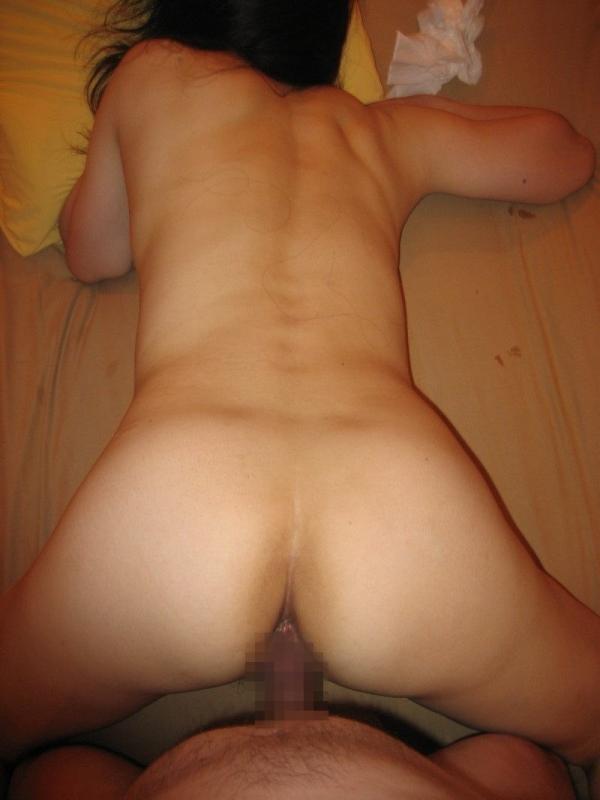 熟女の後背位画像-98