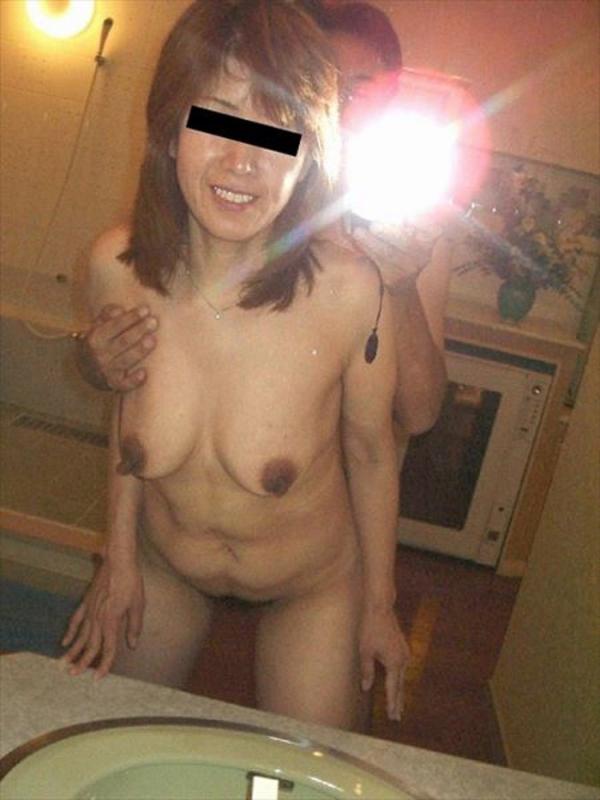 美熟女の後背位セックス画像-15