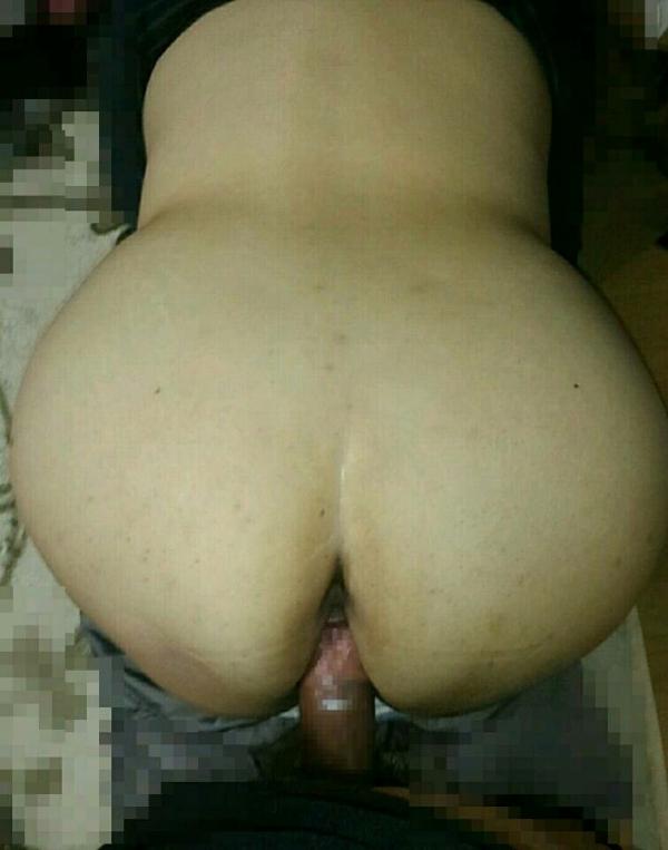 美熟女の後背位セックス画像-41