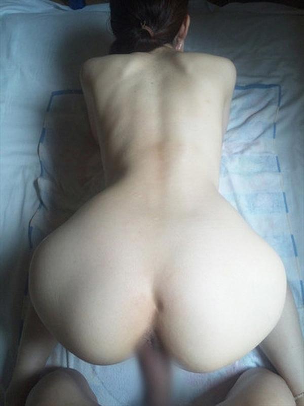 美熟女の後背位セックス画像-42