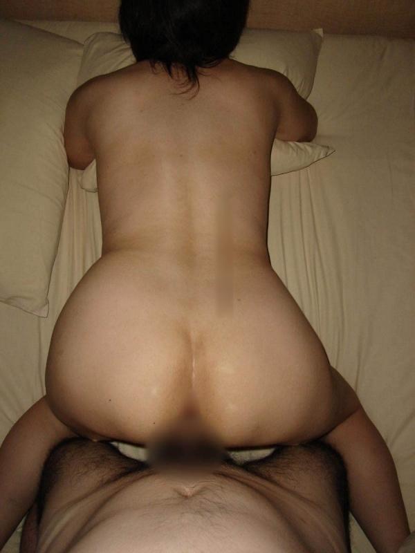 美熟女の後背位セックス画像-91