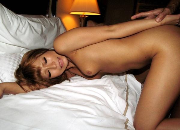 熟女の後背位セックス画像-96