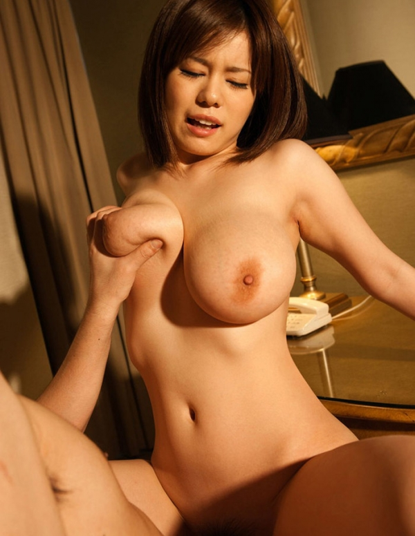 熟女の巨乳画像-44