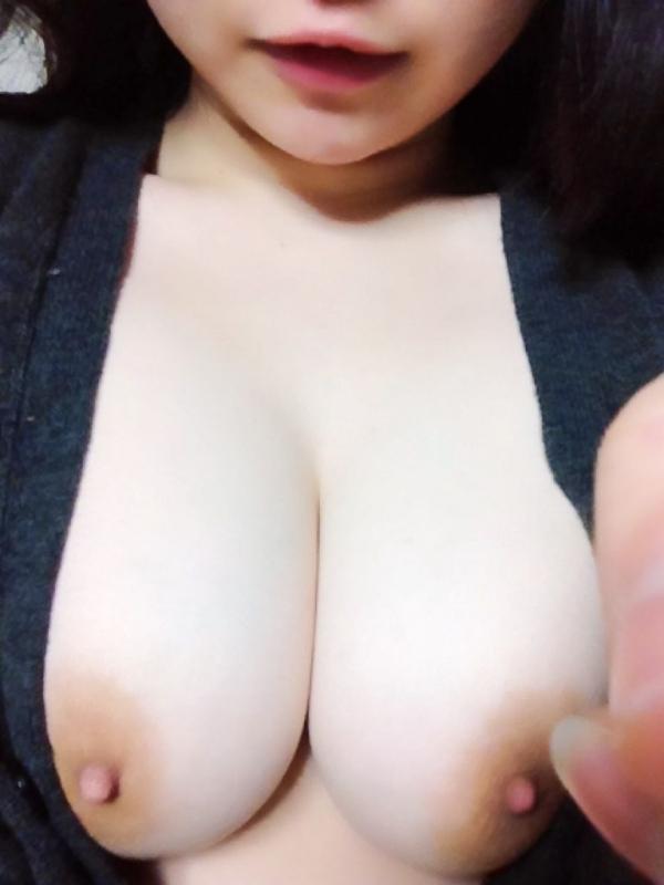 熟女妻の巨乳画像-2