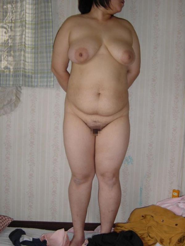 熟女妻の巨乳画像-32