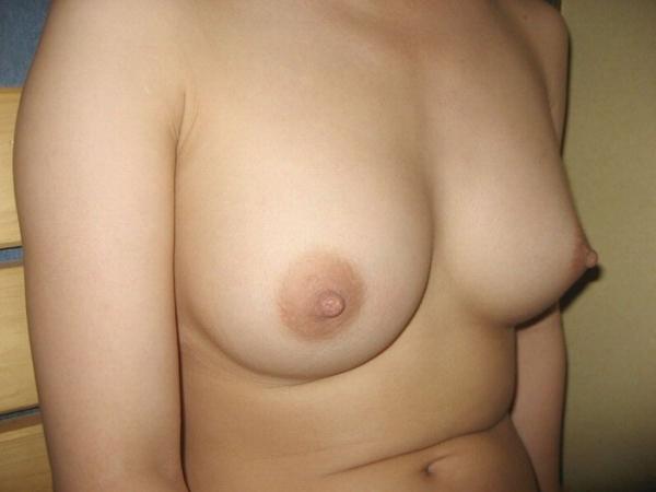 熟女妻の巨乳画像-48
