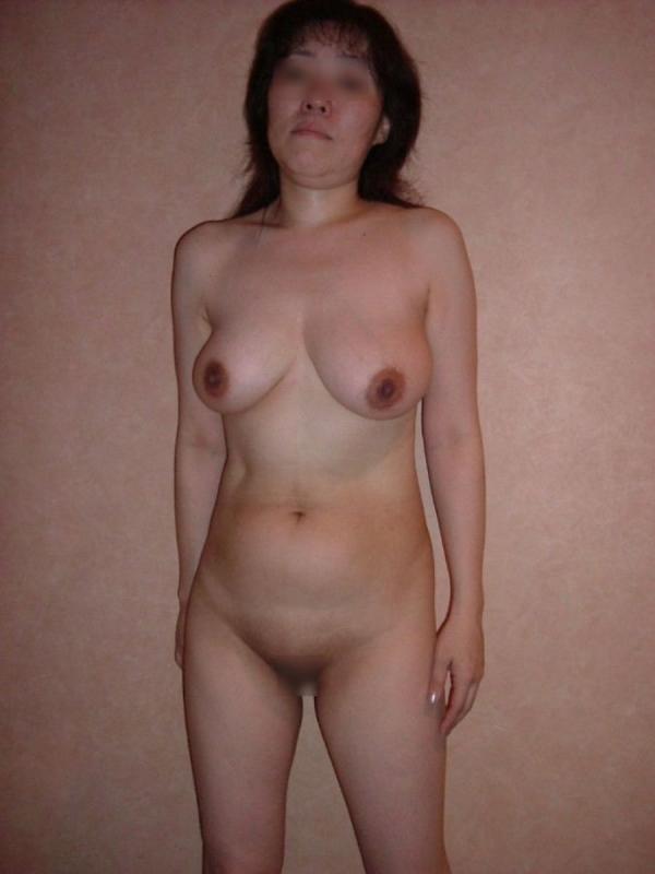 熟女妻の巨乳画像-49