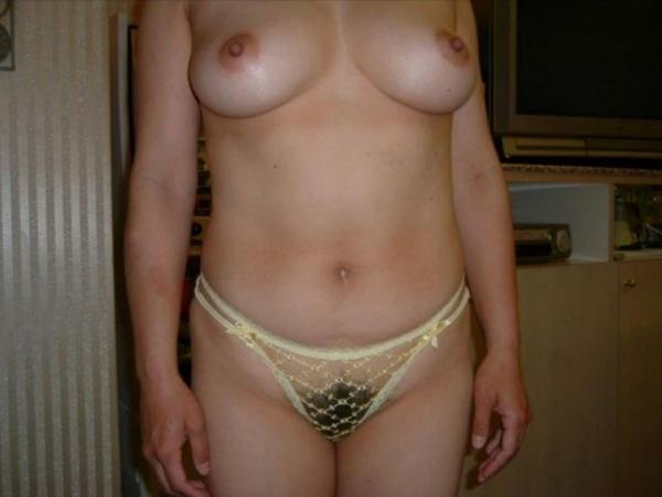 熟女妻の巨乳画像-52