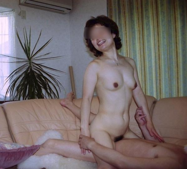 熟女のセックス画像-17