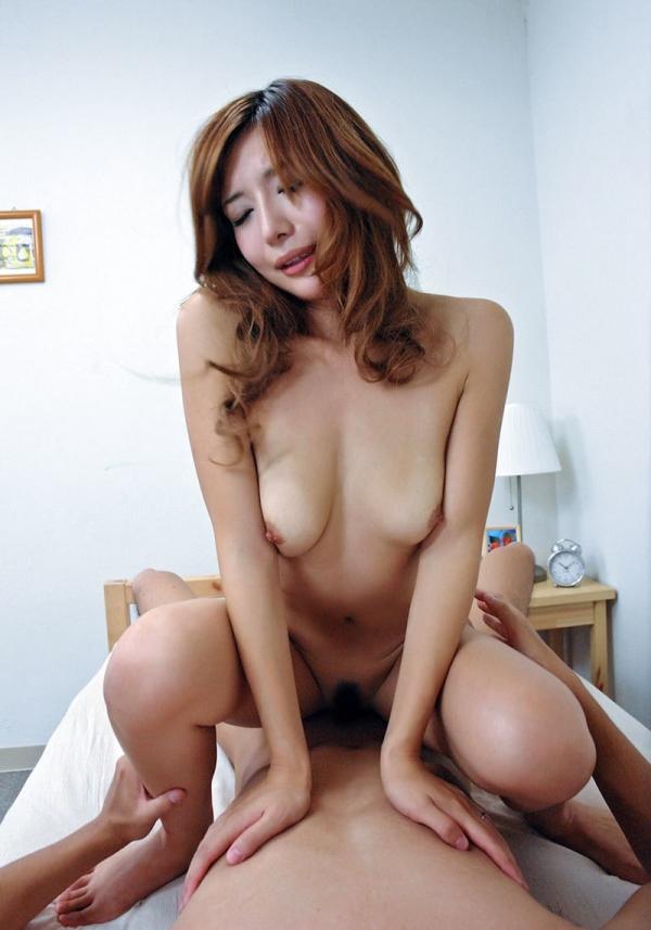 熟女妻のヌード画像-34