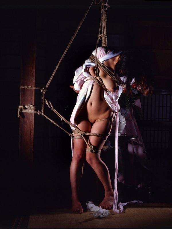 熟女妻の調教画像-8