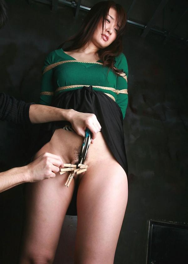 熟女妻の調教画像-56