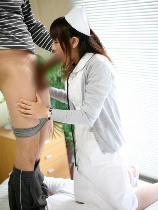 看護婦のフェラチオ画像-52